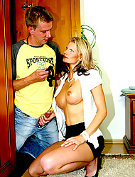 MilfSlutsGoneWild.com -This young man is about to enjoy the fuck of his lifeti