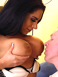 Bella Reese & Mark Wood in Milf Sugar Babes - Naughty America