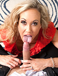 Brandi Love & Danny Wylde in Houswife 1 on 1 - Naughty America