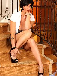 Anilos.com - Freshest mature women on the net featuring Anilos Shay Fox boob anilos