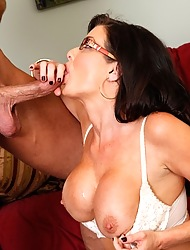 Veronica Avluv & Bill Bailey in My First Sex Teacher - Naughty America