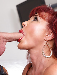 Downcast Vanessa & Danny Wylde in My Friend's Hot Old lady - Naughty America