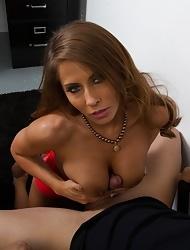 Madison Ivy & Giovanni Francesco give My Crafty Sex Bus - Naughty America